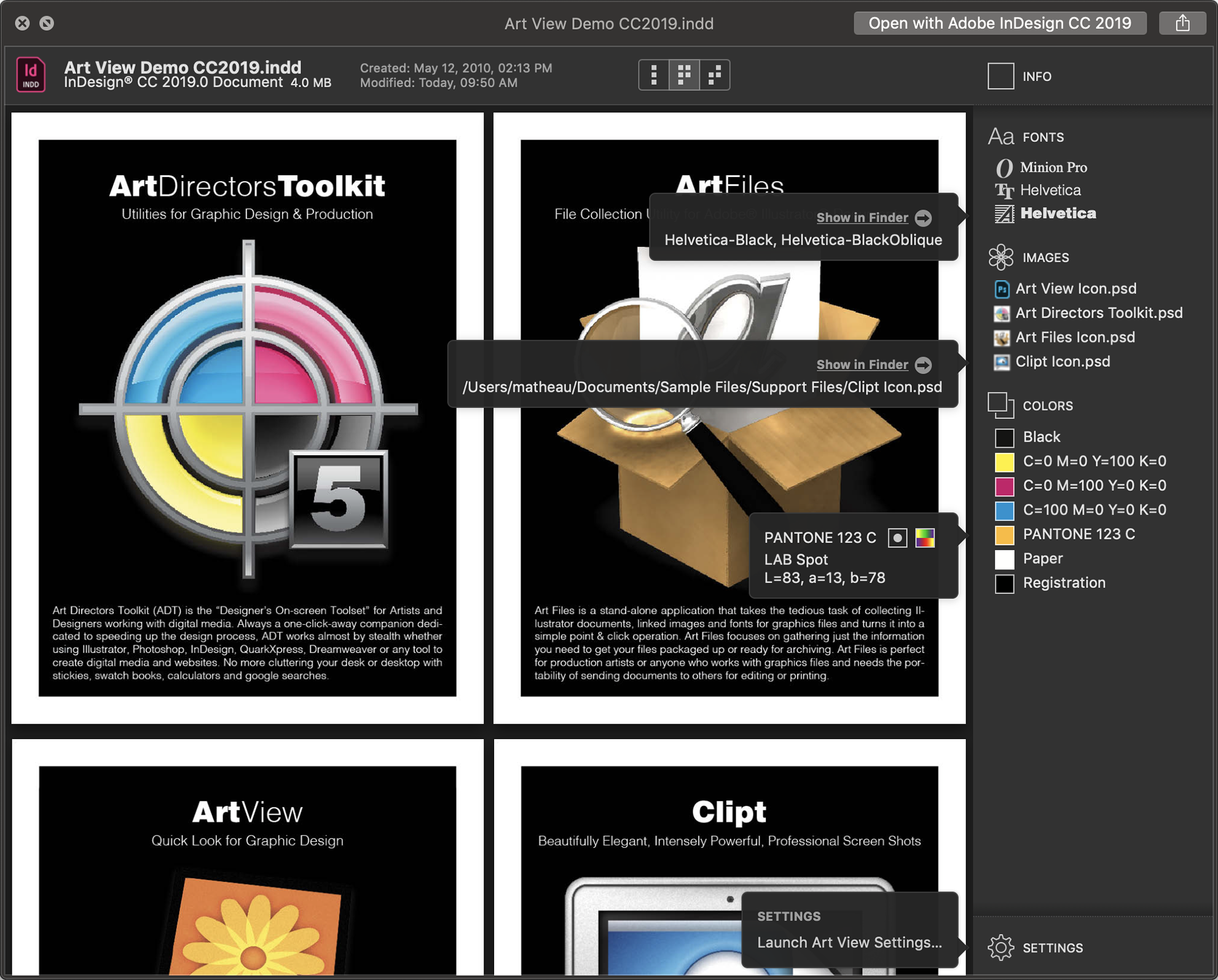 Automatically uninstall Art Directors Toolkit 5.5.1 with MacRemover (recommended):